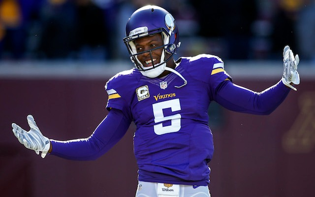 Teddy Bridgewater is scheduled to practice next week.  Do you realize how absurd that is?